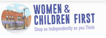 Women & Women First -Shop as Ondependently as you Think